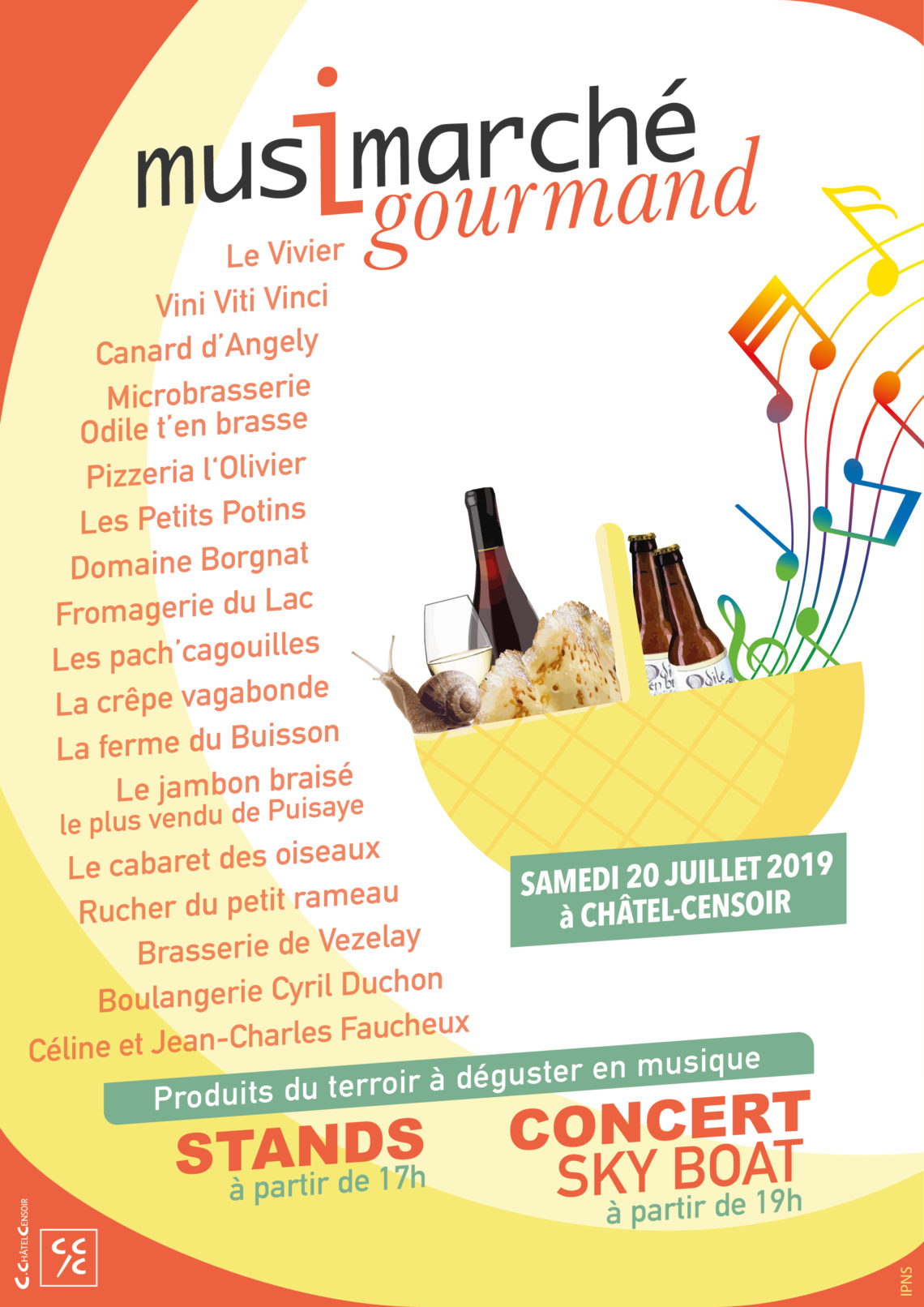 Musimarché gourmand